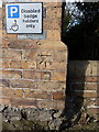 SJ6607 : OS benchmark - Horsehay Methodist Chapel by Richard Law