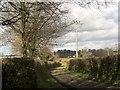 ST3307 : Cranway Lane by Derek Harper