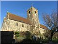 TR3358 : St Peter's Church, Sandwich by Richard Rogerson