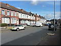 SP1387 : Manor Road, Stechford by Richard Law