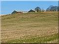 SP8121 : Farmland, Creslow by Andrew Smith