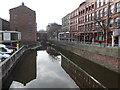 SJ8497 : Rochdale Canal, Manchester by Chris Allen