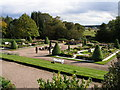 SJ7481 : Italian Garden, Tatton Park, Knutsford, Cheshire by Janusz Lukasiak