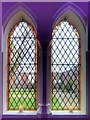 SJ8796 : Candle in the Window, Gorton Monastery by David Dixon