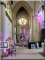 SJ8796 : West Aisle, Gorton Monastery Great Nave by David Dixon