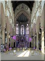 SJ8796 : The Great Nave at Gorton Monastery by David Dixon