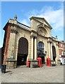 SE4521 : Pontefract Market Hall : Week 12