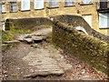 SE1537 : Junction Bridge, Leeds and Liverpool Canal by David Dixon
