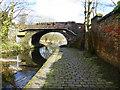 SD7706 : Nickerhole Bridge (number 17) by Raymond Knapman