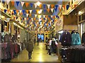 NZ2464 : Inside the Grainger Market, Newcastle upon Tyne by Graham Robson