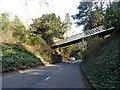 SU8184 : Danesfield Bridge by Bikeboy