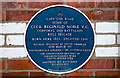 Photo of Blue plaque № 11010
