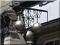 NZ2464 : Pawnbroker's balls, Nun Street, NE1 by Mike Quinn