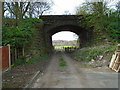 SD6526 : Disused viaduct off Woodlands Avenue by Greum