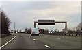 SJ7180 : Gantry on M6 by John Firth