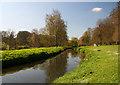 SE2812 : The River Dearne by Graham Hogg