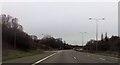 SJ5699 : Slip road from junction 24 by John Firth