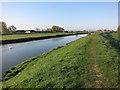 TL5267 : Fen Rivers Way by Hugh Venables