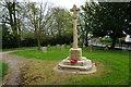 TL5284 : War memorial in Little Downham by Bill Boaden