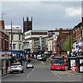 SO9198 : Victoria Street in Wolverhampton : Week 17