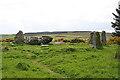 NJ9547 : Aikey Brae Recumbent Stone Circle (1) by Anne Burgess