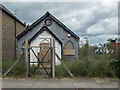 TQ3091 : Tin Tabernacle, Bowes Park, London N22 by Christine Matthews