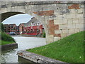 ST8559 : Hilperton Marina entrance from Kennet & Avon Canal by Ian Murfitt