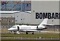J3675 : CS-DNR, George Best Belfast City Airport (May 2015) by Albert Bridge
