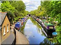 TQ2681 : Regent's Canal, viewed from Warwick Avenue : Week 22