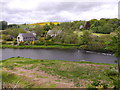 NJ8715 : View over the River Don by Stanley Howe
