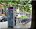 J3474 : Belfast Bikes, Waring Street (June 2015) by Albert Bridge