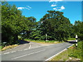 TL4800 : Road junction near Epping by Malc McDonald