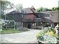 TQ3109 : Eastwick Barn nursing home. Patcham by Paul Gillett