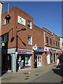 TL2371 : Post Office,  Huntingdon  by JThomas