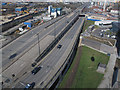 TQ3980 : Silvertown Way by Stephen Craven