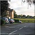 SK3034 : Mickleover: Howden Close on a midsummer evening by John Sutton