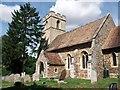 TL3456 : Caldecote Church by James Emmans