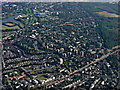 TQ2473 : Wimbledon from the air by Thomas Nugent