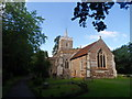 TL0232 : St Mary Magdalen, Westoning by Bikeboy