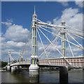 TQ2777 : Albert Bridge : Week 26