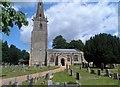 SP9959 : St Peter's Sharnbrook by Bikeboy