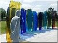 SK1814 : The Naval Service Memorial (2) : Week 27