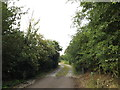 TL8821 : Byway to Little Tey Road by Adrian Cable
