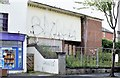 J3272 : Former St Thomas' church hall, Belfast (July 2015) by Albert Bridge