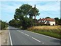 TM1824 : Harwich Road, Beaumont by Malc McDonald