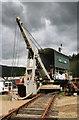NY3224 : Threlkeld Quarry & Mining Museum - preparing the navvy : Week 30