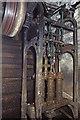 SP1727 : Donnington Brewery - water wheel driven pump by Chris Allen