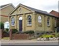 TL1535 : Stondon Baptist Church, Bedfordshire by Julian Osley