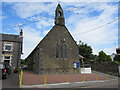 SN1014 : South side of the Catholic Church in Narberth by Jaggery
