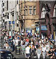 TQ2981 : Oxford Street, London by Rossographer
